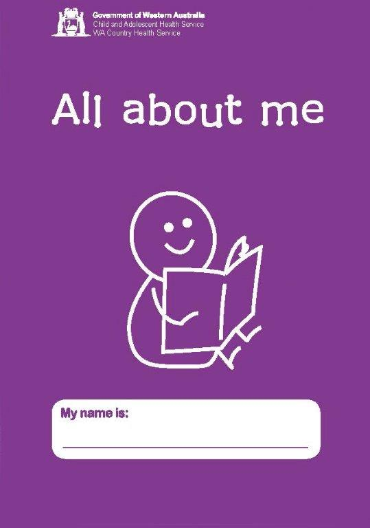 Purple Book – All about me