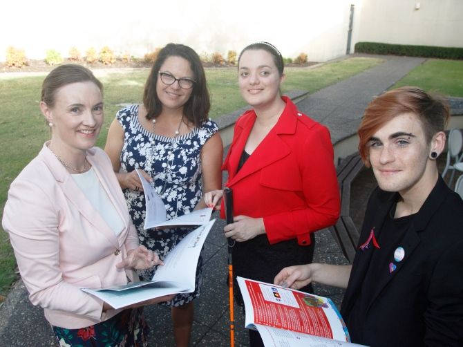 Launch of WA Youth Health Policy 2018-2023